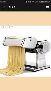 Chefly Pasta Maker P1801 Stainless Steel New