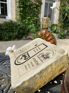 Antique French Cognac Lithographic Stone Printing Block Litho SAN Martin $110.00