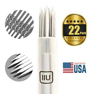 Kabob Skewers for Grilling Flat Metal Stainless Steel Wide BBQ Skewers Set 22PCS