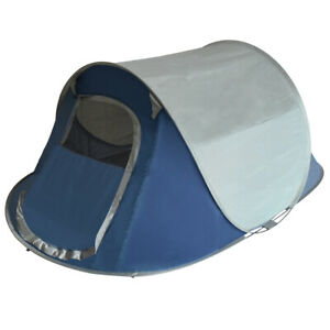Pop Up Camping Tent Automatic Family Camping Tents for Hiking amp; Traveling