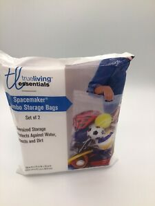 Set Of Two True Living Spacemaker Storage Bags $8.75