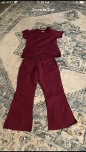 scrub sets Women Top S And Pants Is SP Pre Owned