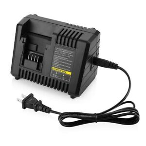 3X Fast Charger Replacement For Porter Cable 20V Max Lithium Ion Battery