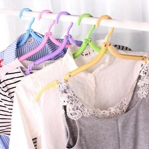 2X 20 Pieces of Folding Folding Hangers Portable Hangers Outdoor Travel Mul A3M6