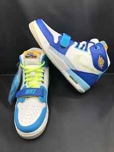NEW NIKE AIR JORDAN LEGACY 312 quot;JUST FLYquot; SIZE 7Y US WOMEN#x27;S 8.5 CI4446 400