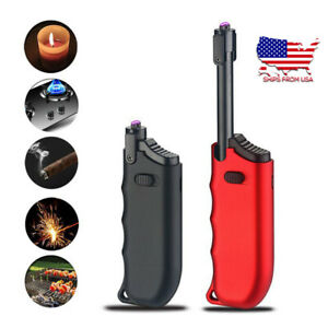 Electronic Arc Candle Lighter Multi purpose Stretchable Kitchen Fireplace BBQ