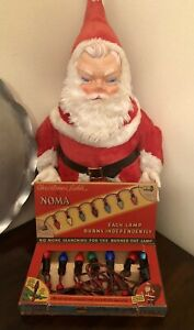 1939 Christmas Lights By Noma Vintage Work