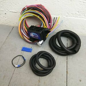 Mini Truck Ultra Pro Wire Harness System 12 Fuse retro fit replace fit new $99.94