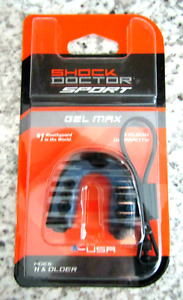 Shock Doctor Sport Mouthguard Age 11 amp; Older Custom Molds to Teeth Latex Free