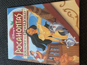 Disney Exclusive Lithograph Pocahontas Journey to a New World $11.50