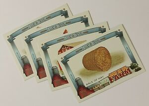 2020 Topps Allen amp; Ginter Baseball DOWN ON THE FARM Inserts Pick Your Own $1.29