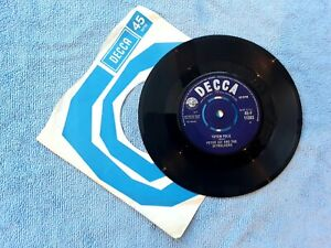 PETER JAY amp; THE JAYWALKERS TOTEM POLE SIXTIES POP AND BEAT 1963 TESTED GBP 4.50