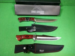 Rocky Mountain Hunting knives set of 2