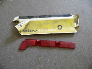 NOS PONTIAC 1967 BONNEVILLE TAIL LAMP LENS DRIVER SIDE 10