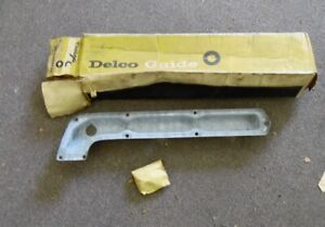 NOS PONTIAC 1967 BONNEVILLE TAIL LAMP HOUSING DRIVER SIDE 10