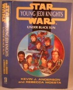 Under Black Sun Star Wars Young Jedi Knights Hardcover ACCEPTABLE $34.20