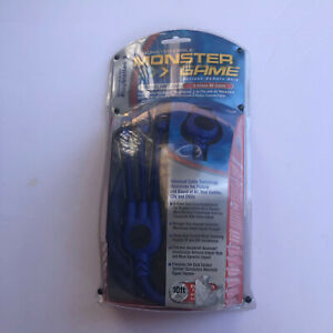 Monster RCA AV Audio Video Cable for Playstation 2 PS2 $17.99