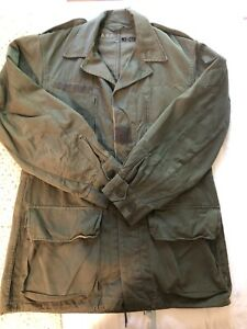 Vintage 1970's French M64 Military Jacket A.P.C. $50.00