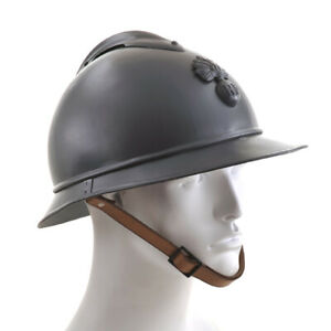 French M15 Adrian Helmet Free shipping from the USA $76.99