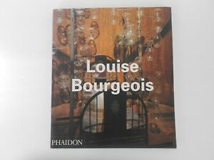 Louise Bourgeois Phaidon Contemporary Artists S... by Goodeve Thyrza Paperback $24.75