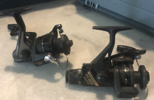 Two Shimano Fishing Reels FX1000F amp; FX200