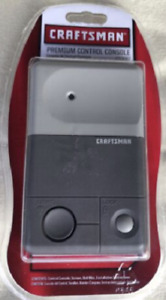Craftsman 53687 Wall Control Console Garage door wall button model 9 53687 NEW $85.00
