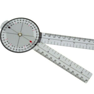 Plastic Goniometer Calibrated Goniometer Joint Ruler High quality Practical C $10.13