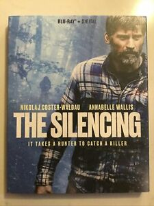 The Silencing NEW Blu Ray Digital with Slipcover SHIPS QUICKLY $14.75