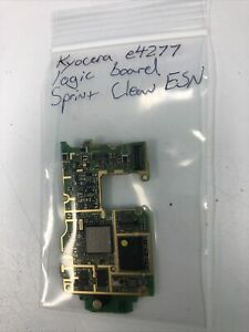 Kyocera DuraXT E4277 SPRINT Working Logic Board
