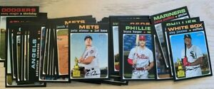 2020 Topps Heritage Short Prints 401 500 You Pick Complete Your Set