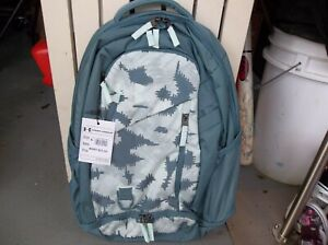 NWT UNDER ARMOUR UA HUSTLE 4.0 BACKPACK BOOK BAG.BRAND NEW FOR 2021.DANG $19.99