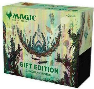 Zendikar Rising Bundle Gift Edition Brand New MTG Magic the Gathering