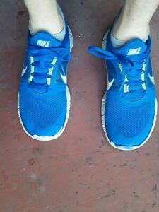 Mens NIKE Blue Shoes Size 11 $40.00