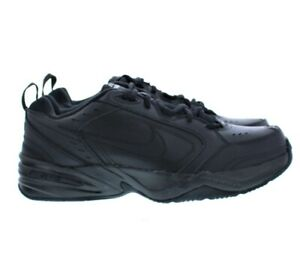 NIKE Air Monarch IV Black Black Mens Size 10 $39.99
