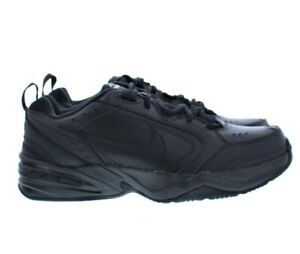 NIKE Air Monarch IV Black Black Mens Size 12 $39.99