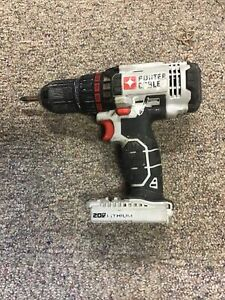 Porter Cable PCC601 20V MAX Lith Ion 1 2 in. Cordless Drill Driver TOOL ONLY $27.00