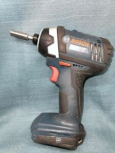 BOSCH IDS181 18V 18volts Impactor 1 4quot; Hex Compact Impact driver Tool Only $57.00