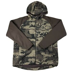 Cabela#x27;s 4MOST Windshear Berber Camouflage Camo Men's Large Hunting Outdoors $100.00