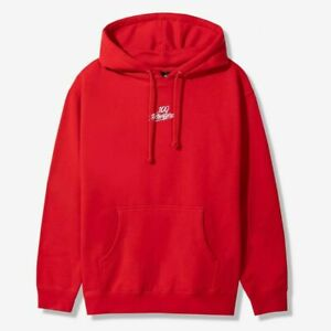 100 Thieves New Red Hoodie Limited Drop Size Large Order Confirmed $150.00