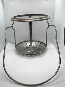Coleman Lantern 220Bx 220C 220D 220E Cage 1944 to 1958 Vintage Camping Used