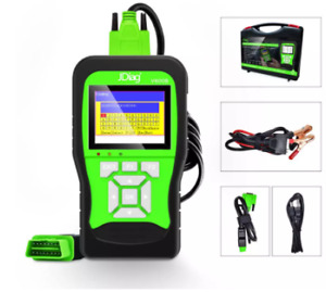 JDiag V600B VAG 3IN1 Full Scanner Diagnostic Universal OBD2 EOBD Battery Tester $89.99