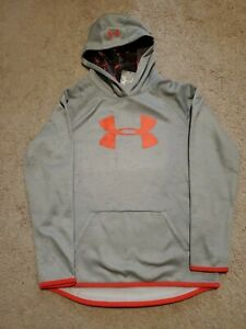 Girls under armour hoodie L GS Size Large BRAND NEW WITH TAGS $25.00