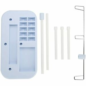Cone Thread Stand Sewing Holder Rack Organizer Machine Home Quilting Frame $20.93