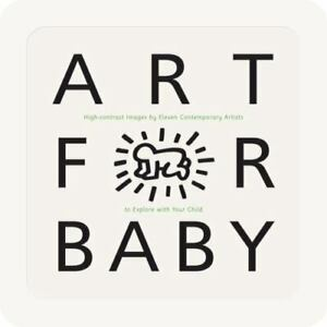 Art for Baby: High Contrast Images by 11 Contemporary Artists to Explore w ... $5.47