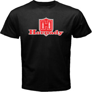 Hornady Ammunition Gun Pistol Rifle Ammo Bullet Tactical Black T shirt Size S 5X $25.00