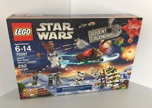 Lego Star Wars 2015 Advent Calendar 75097 Brand new and sealed