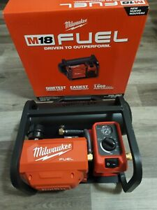 Milwaukee M18 FUEL 2 Gallon Portable Quiet Cordless Air Compressor #2840 20
