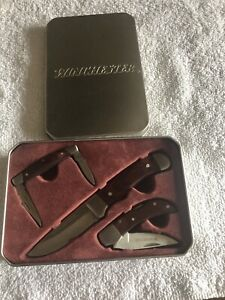 winchester knife set