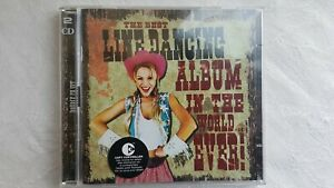 CD The Best Line Dancing Album in the World...Ever 36 Tracks