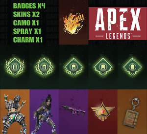 APEX LEGENDS Monster Energy ALL ITEMS ALL PLATFORMS ALL REGIONS